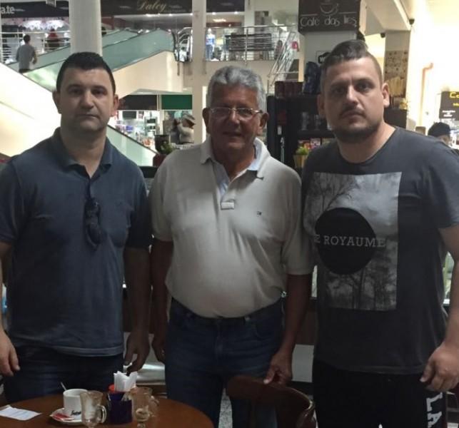 ddcce77645 Gonzaga Milioli é o novo técnico do Caravaggio