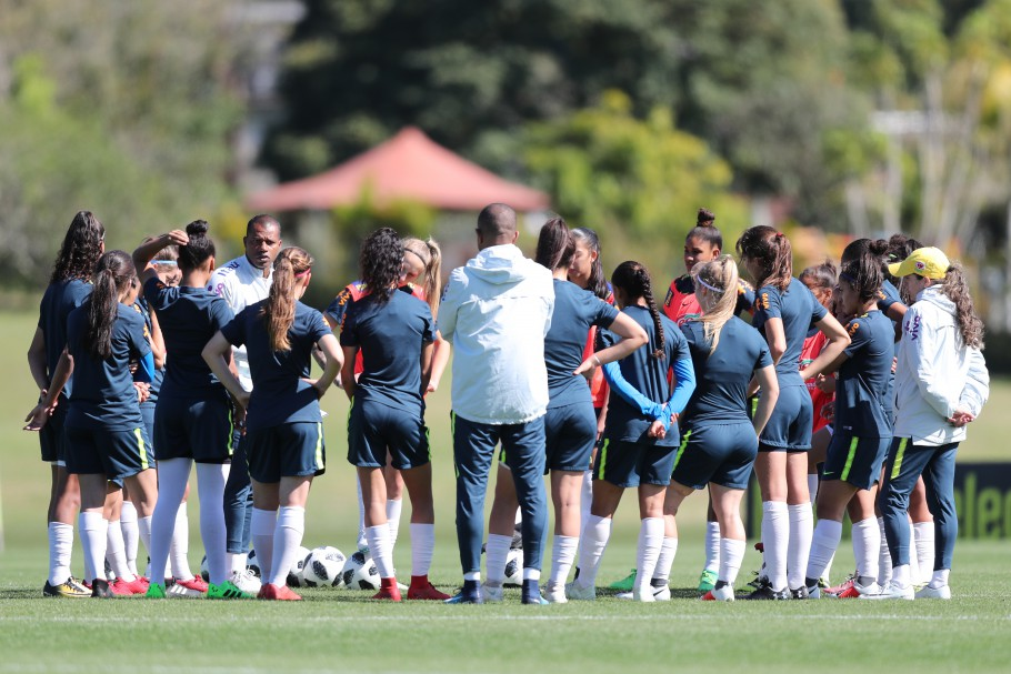 c5b979b074 Seleção Brasileira Feminina Sub-17 convocada para período de treinos